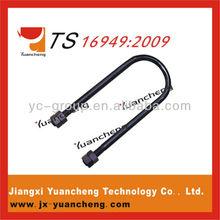 China Yuancheng high quality U bolt for 24T axle