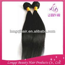 "Factory lowest price Peruvian virgin Human Hair weft,silky straight hair weaving,4A grade,12-26""100g/pc"