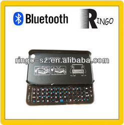 for iphone 5 ABS wireless bluetooth keyboard accessory for iphone 5