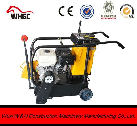 WH-Q450 Concrete Saw Cutting Machine Road Cutting Machine