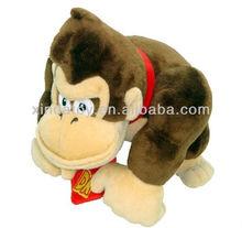Super mario donkey kong doll plush toys