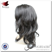 100 Natural Virgin Human India Hair Wig Price
