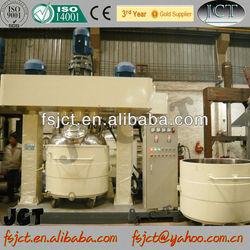 dispersion for silicone sealant and liquid rubber