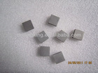manufaturer design customized tungsten carbide inserts drill tips(high quality) solid carbide welding inserts