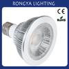 COB led par 30 bulb led spotlight dimmable par lamp