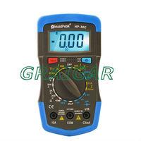HP36C unit digital multimeter