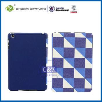 PU Smart Case For Ipad Mini ,case for ipad mini