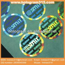3D Hologram sticker for helmet motor bike