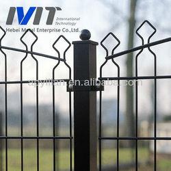 2015 PVC Coated Galvanized Welded Dog Fence hot sale
