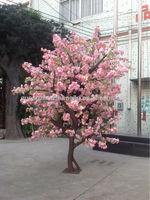 artificial plants new cherry flower