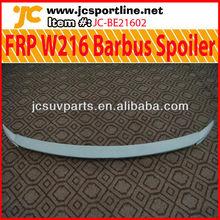 Fiberglass W216 Rear Spoiler for Mercedes CL-Class W216 Barbus Trunk Lip Spoiler Wing