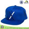 Fashion wholesale hip hop custom 5 panel snap back hat