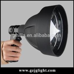 Lightweight waterproof snap-on 35-100w HID Luminous 150/175/240mm Rifle scope mount spearchlight