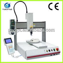 Popular desktop automatic 3 axis epoxy resin dispenser