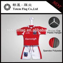 Promocional Mini T camisa, Decoração esportes Mini T camisas