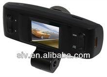 Ambarella car DVR camera, Full HD 1080P Car camcorder digital recorder, Built-in GPS DVR car video recorder