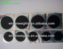circular tire repair cold patches for inner tube