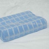 Memory foam sleeping pillow