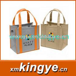 wholesale foldable non woven shopping bag