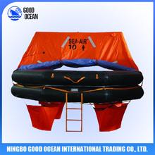 Sea-Air Brand Throw Over Board Liferaft