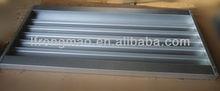 metal core tray/Metal sample tray