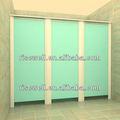 Décoratifs cloisons de toilette compact restaurant.