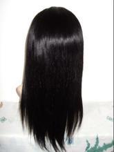 100% virgin human hair best quality brazilian human hair full lace wig