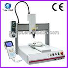Popular desktop automatic 3 axis epoxy resin dispensing robot