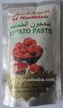 buena calidad de pasta de tomate de fábrica