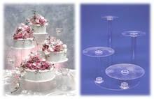 fancy wedding cake stand