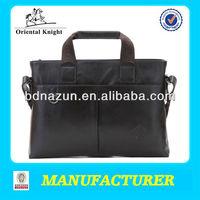 fashion designer laptop case for man in leather bag hand made
