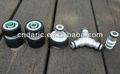 Erkek ve dişi alüminyum su hortumu bağlantı ayarlayın, musluk adaptörü