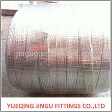 JINGU tinned flat copper braids