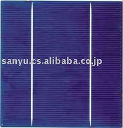 6inch Multi-crystalline solar cell B Grade
