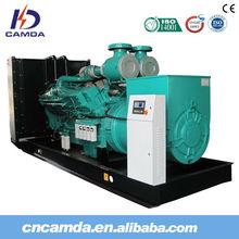 Competitive 1000KW diesel generator / power generating (50/60HZ)