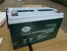 12V100AH solar battery / AGM series 12v