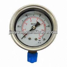 2 inch All ss bourdon pressure gauge
