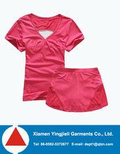 Fashion Design Girl Tennis Suit