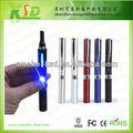Productos comercializables estilo lápiz w ego cigarrillo electrónico de la cachimba, mejores productos de venta ego gaintomizer w dejar de fumar los dispositivos