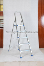Aluminum Step ladder, quick fold /Foldaway step ladder