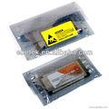 Argent aluminisé anti- sacs statique blindage/esd blindage sacs pour l'emballage de l'électronique