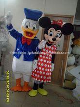 Hot Sell Custom Mascot Character Festival