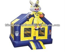 Inflatable bouncy castle bounce for girls