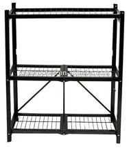 Folding Steel Storage Rack (KCC-L3)