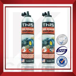 liquid sealant tire sealer and inflators
