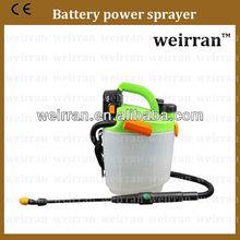 (4593) garden rechargeable battery fan mist sprayer 5L, graco airless paint sprayer
