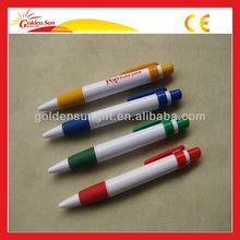 Fashion Design Pastic Slim Ballpoint Pen