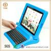 anti shock EVA foam bluetooth keyboard for ipad 2 3 4 case
