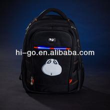 Creative LED cool flash backpack