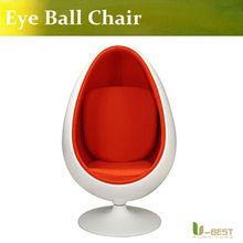 Eero Aarnio fiberglass Eye Ball Chair